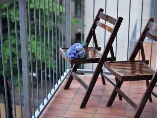 Heidelberg Hotel Berlin - Balcony/Terrace