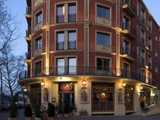 センスシティー ホテル アルベルゴ