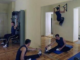 Hotel Hansablick Berlin - Fitness Room