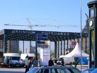 Pfefferbett Apartments Potsdamer Platz Berlin - Eksterijer hotela