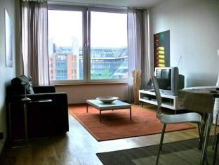 Pfefferbett Apartments Potsdamer Platz 柏林 - 套房