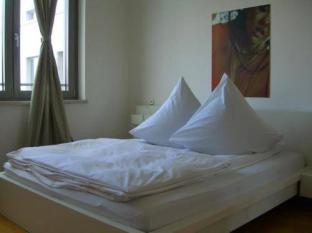 Pfefferbett Apartments Potsdamer Platz Berlin - Vendégszoba