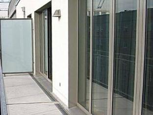 Pfefferbett Apartments Potsdamer Platz Berlin - A szálloda kívülről