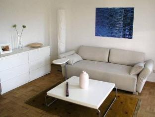Pfefferbett Apartments Potsdamer Platz Berlin - Lakosztály