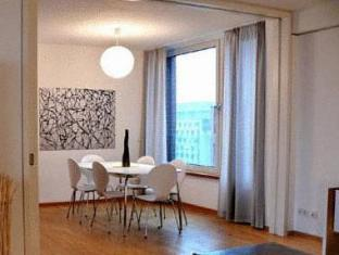 Pfefferbett Apartments Potsdamer Platz 柏林 - 內部裝潢/設施
