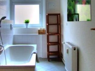 Pfefferbett Apartments Potsdamer Platz Berlin - Fürdőszoba