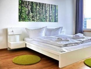 Pfefferbett Apartments Potsdamer Platz 柏林 - 客房