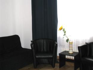 Hotel Amelie Berlin West Berliin - Külalistetuba