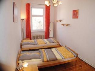 CAB City Apartments Berlin Mitte Berliin - Külalistetuba