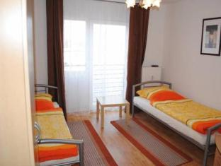 CAB City Apartments Berlin Mitte Berlynas - Svečių kambarys