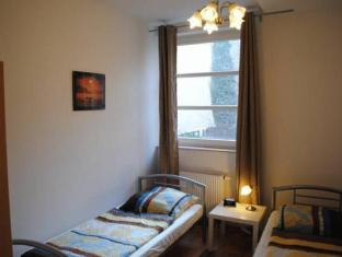 CAB City Apartments Berlin Mitte Берлин - Номер