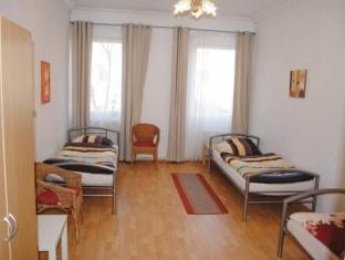 CAB City Apartments Berlin Mitte Berlynas - Didelis kambarys