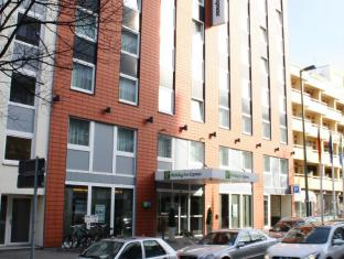 Holiday Inn Express Berlin City Centre West Berlijn - Hotel exterieur