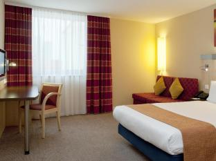 Holiday Inn Express Berlin City Centre West Berlim - Quartos