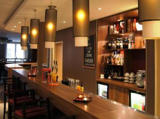 Holiday Inn Express Berlin City Centre West Berlin - Pub/salong