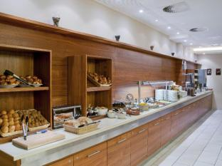 Holiday Inn Express Berlin City Centre West Berlim - Restaurante