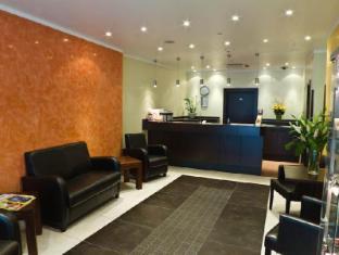 Ivbergs Hotel Charlottenburg Berlin - Reception