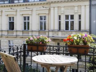 Hotel Residenz Begaswinkel Berlin - Balcony/Terrace