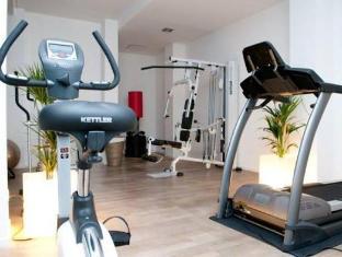 精確的柏林之家飯店 柏林 - 健身房