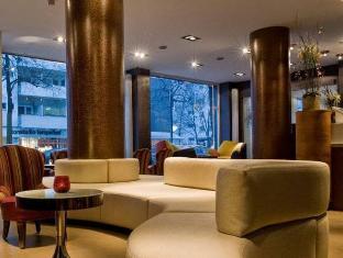 精確的柏林之家飯店 柏林 - 咖啡店