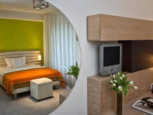精確的柏林之家飯店 柏林 - 套房