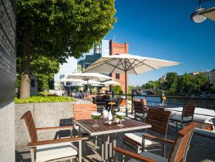 Abion Spreebogen Waterside Hotel Berlin - Restaurang