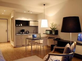 Arcona Living Goethe87 Hotel Берлин - Номер