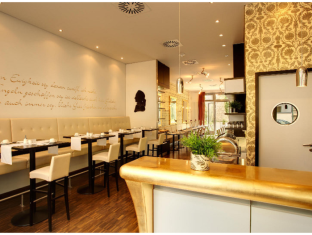Arcona Living Goethe87 Hotel Βερολίνο - Εστιατόριο