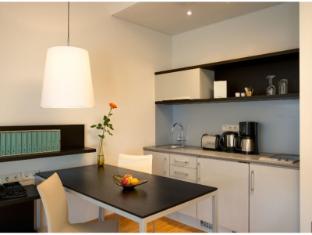 Arcona Living Goethe87 Hotel Берлин - Кухня