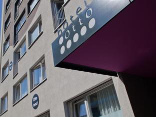 โรงแรมอ็อตโต เบอร์ลิน - ทางเข้า