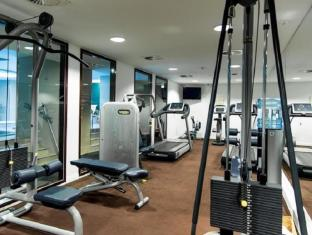 Adina Apartment Hotel Berlin Checkpoint Charlie Berlin - Bilik Fitness