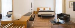 ห้องมาตรฐาน เตียงใหญ่