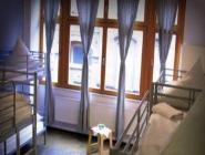 Eenpersoonsbed in Gemengde Slaapzaal met 5 Bedden