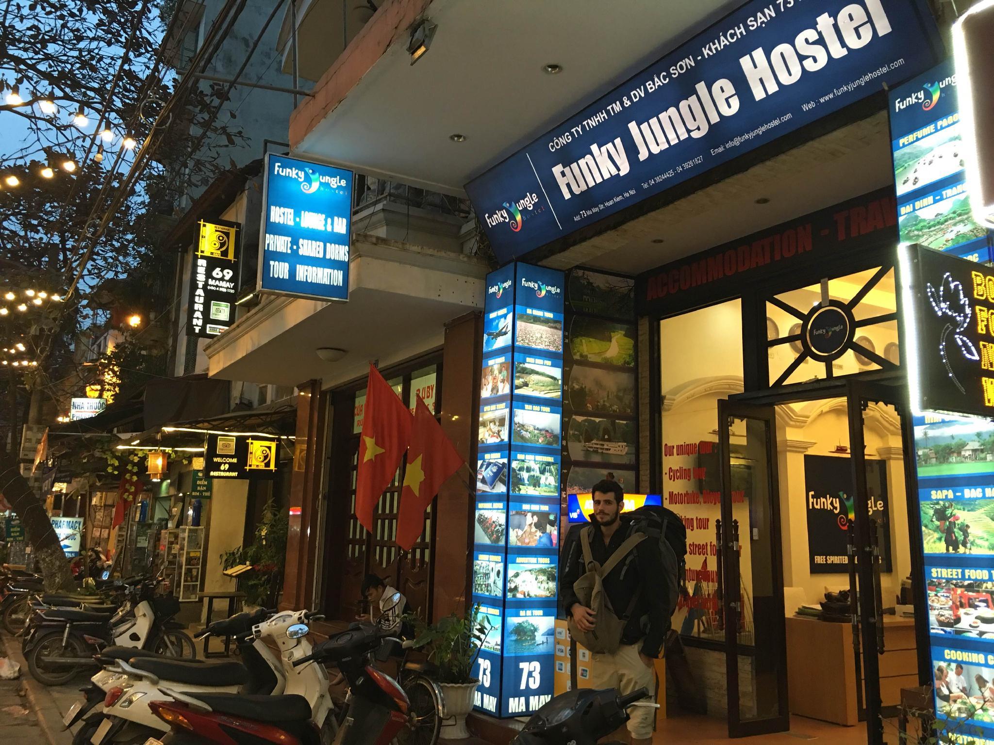 Funky Jungle Hostel5