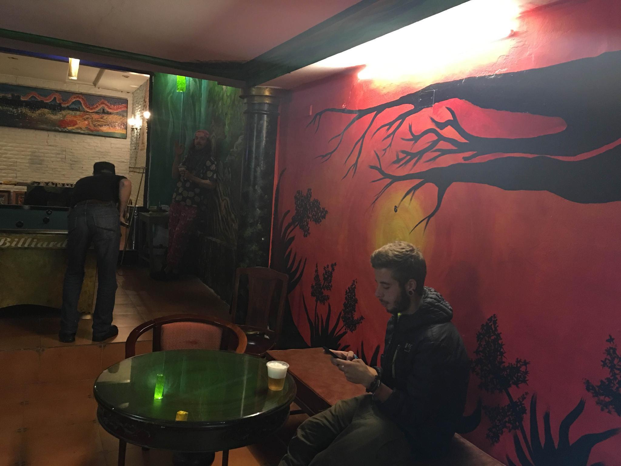 Funky Jungle Hostel15