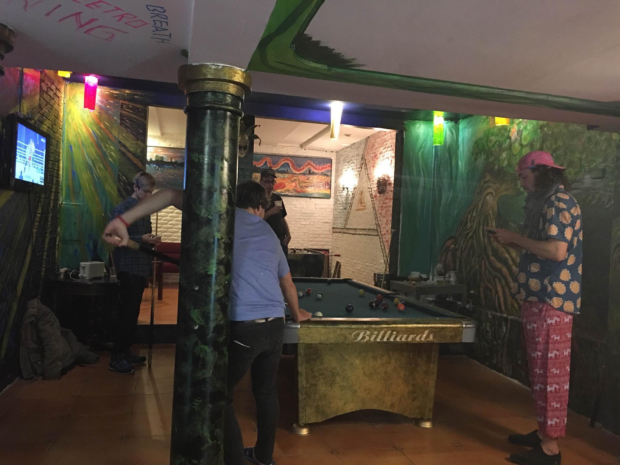 Funky Jungle Hostel16