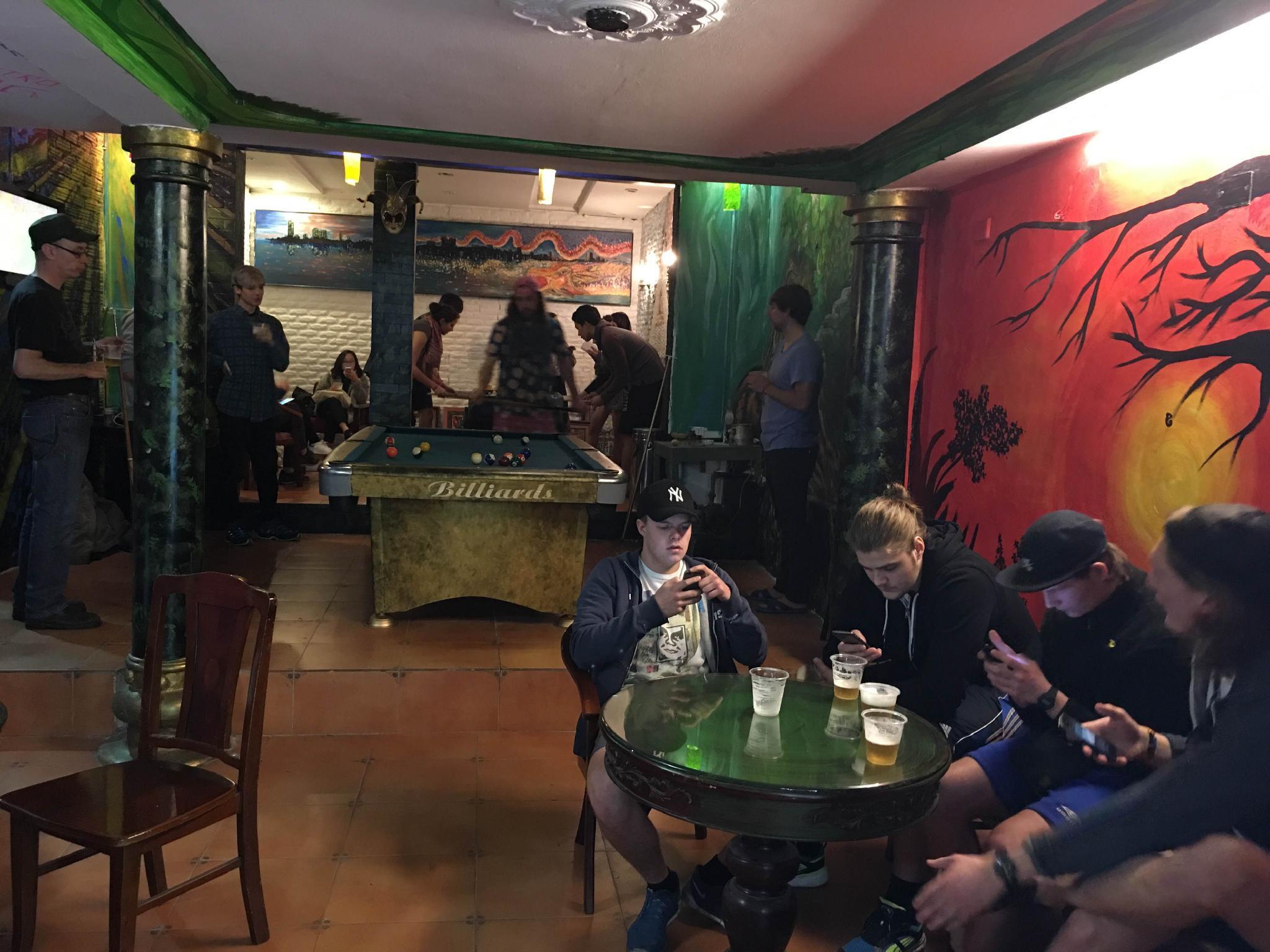 Funky Jungle Hostel17