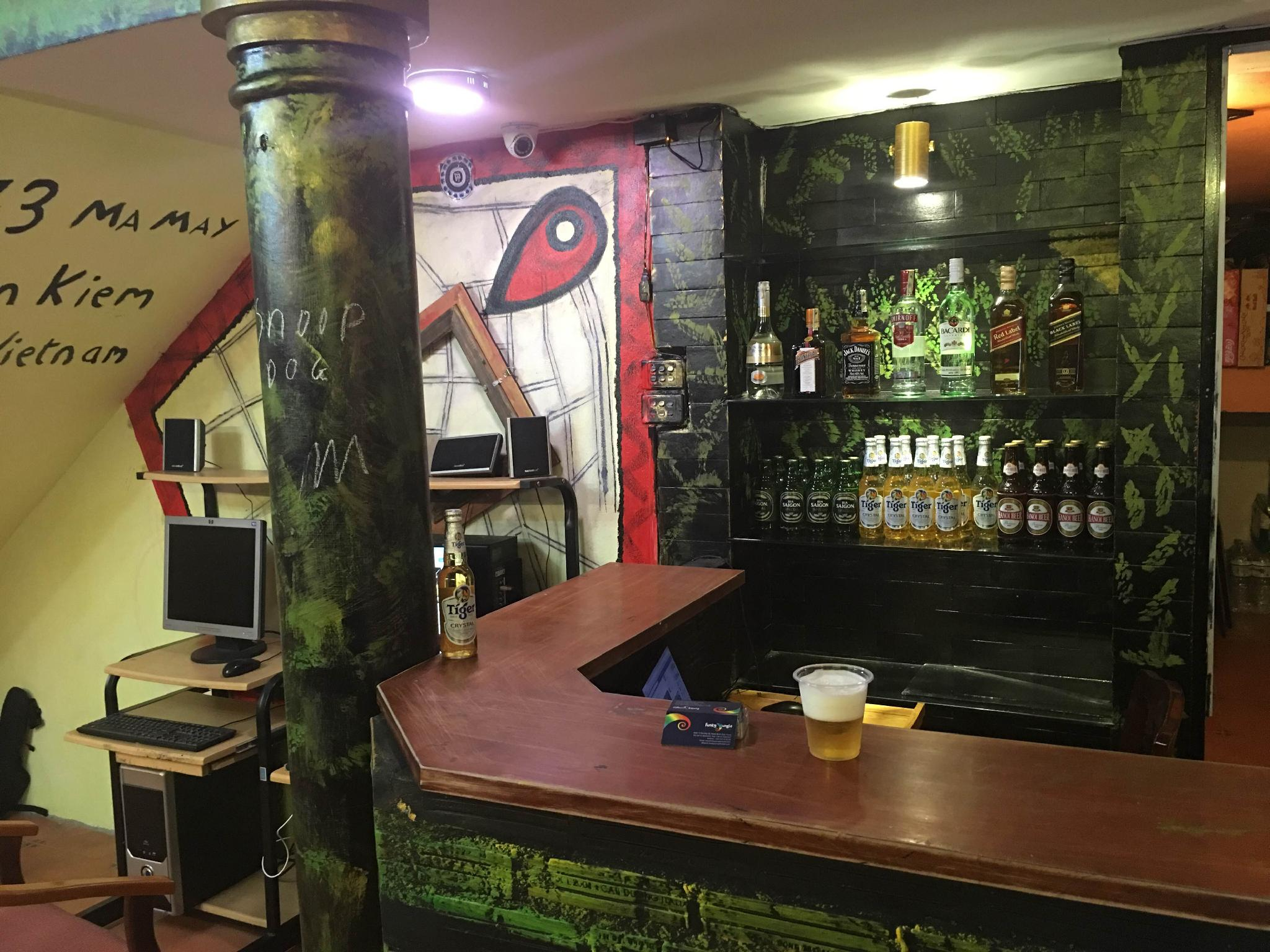 Funky Jungle Hostel18