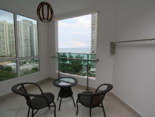 Home-Suites - Gurney Seaview Apt. Penang
