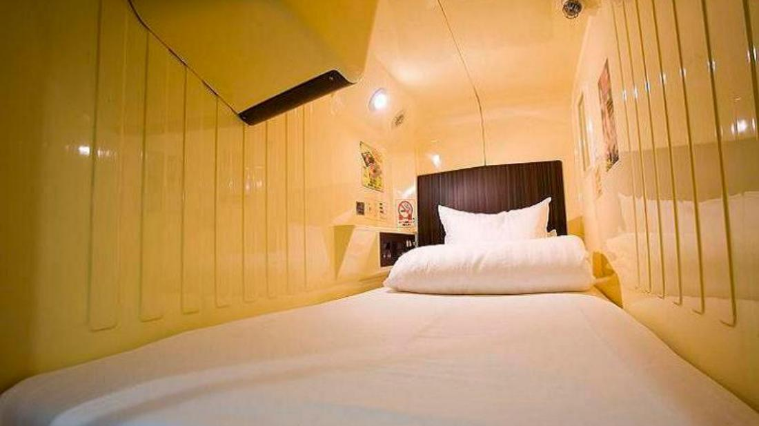 Sauna and Capsule Hotel DANDY – Male Only ()