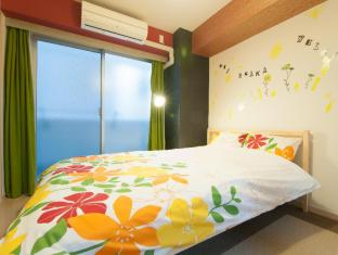 K&K  F08 2 bedroom Apartment Shinsaibashi Namba 901