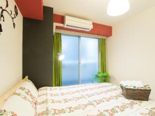 K&K  F01 1 bedroom Apartment in Shinsaibashi Namba 1004