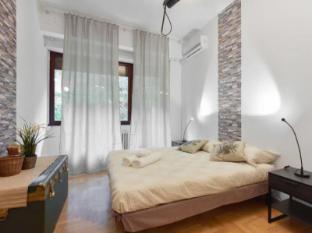 White Apartment San Pietro