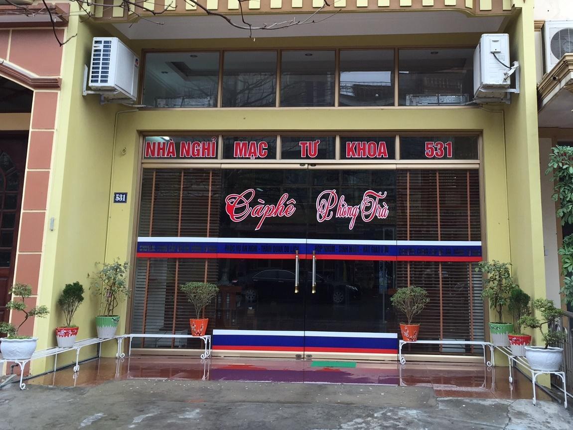 Mac Tu Khoa Hostel1