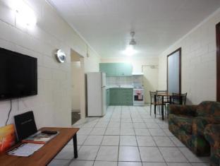 Coconut Grove Holiday Apartments Darwin - Queen 1 Bedroom Apt