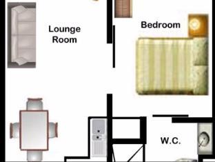 Coconut Grove Holiday Apartments Darwin - Floor Plans