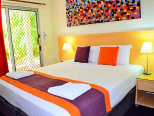 Coconut Grove Holiday Apartments Darwin - King & Deluxe King 1 Bedroom Apt