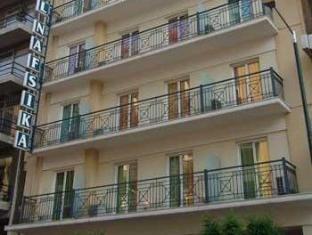 Nafsika Hotel Athens Centre Athens - Exterior