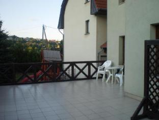Apartment Helios Budapest - Terrace