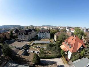Bara Junior Boedapest - Uitzicht